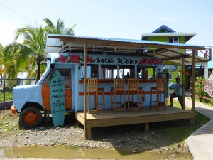 Food Truck in Bocas