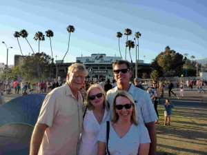 4th of July at the Rose Bowl