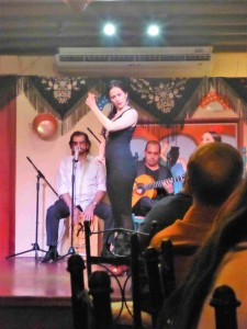 Flamenco at Barrachina in Old San Juan