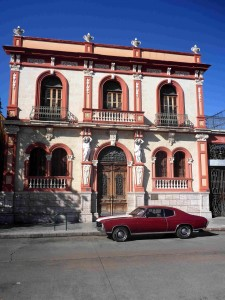 Ponce Colonial building