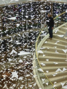 Paper Airplanes Everywhere