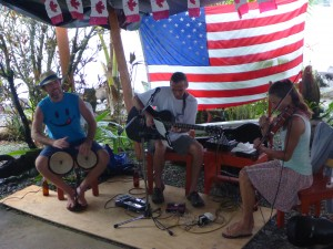 4th of July band